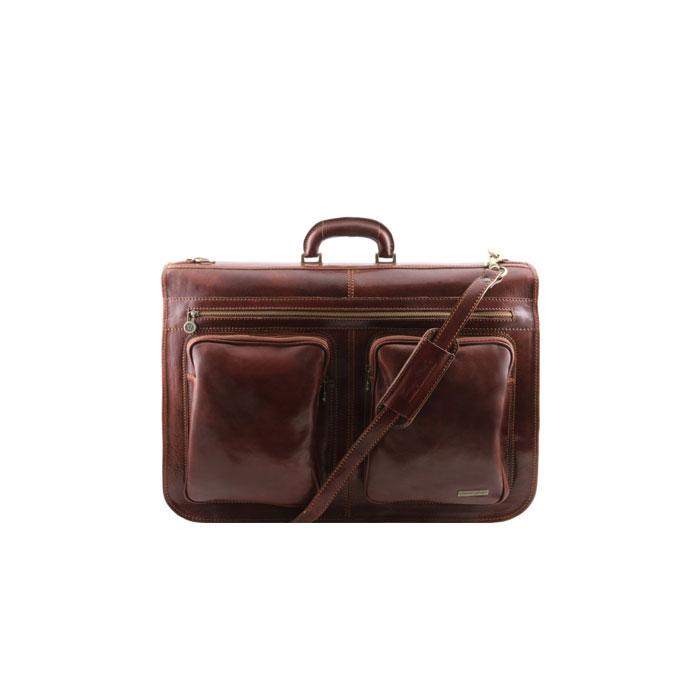 Resväskor läder