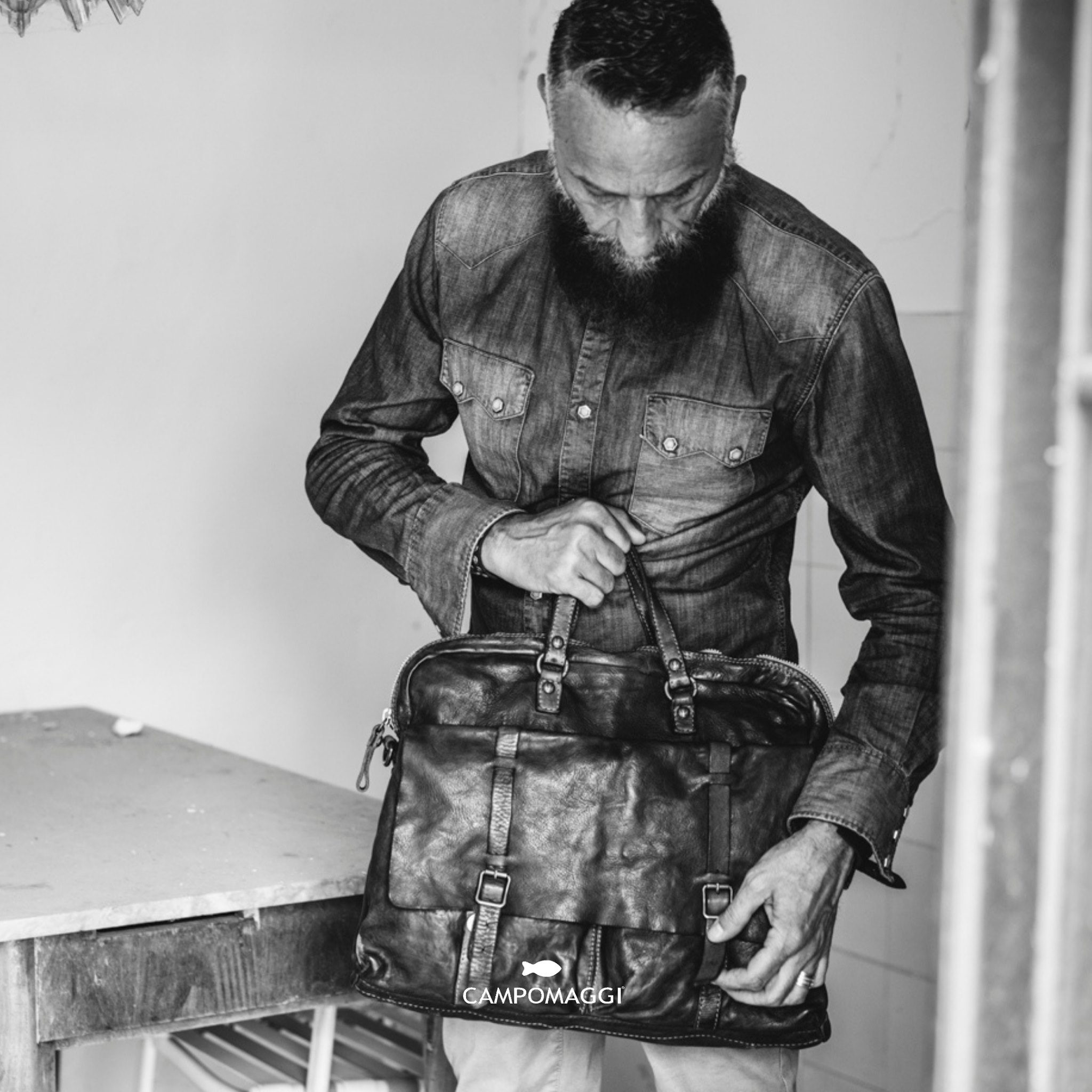 Campomaggi Leather Bags Made in Italy
