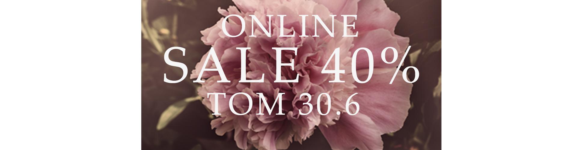 Summer Sale 40%